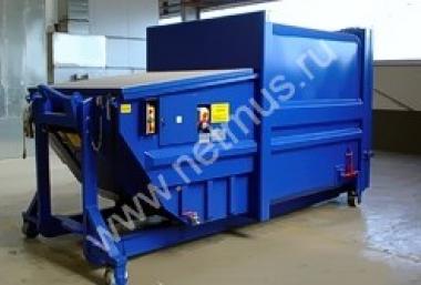 Прессы для утилизации отходов