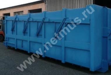 Купить Контейнер для отходов VRK 33 со сдвижной крышей