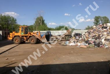 Система вывоза твердых бытовых отходов
