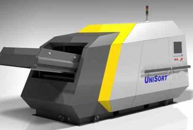 Купить Оптическая сортировочная машина UNISORT P2800 R (оптический сепаратор)