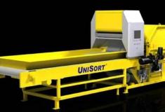 Купить оптическую сортировочную машину UNISORT P1000 R (оптический сепаратор)