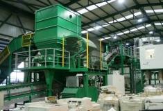Купить Завод по переработке холодильников с производительностью 30 штук в час