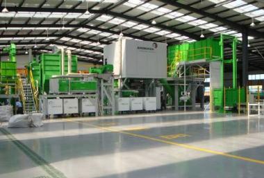 Купить Завод по переработке холодильников с производительностью 10 штук в час