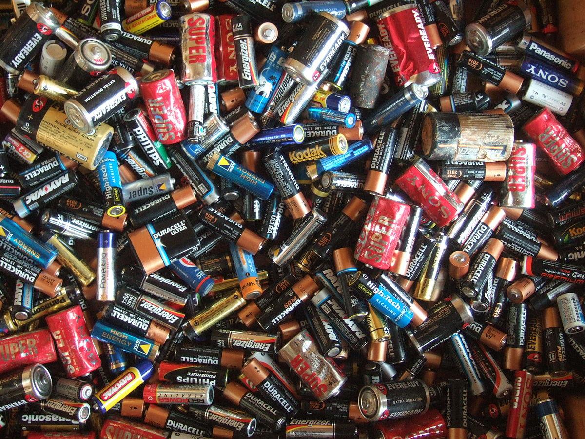 10 причин утилизировать батарейки - Netmus