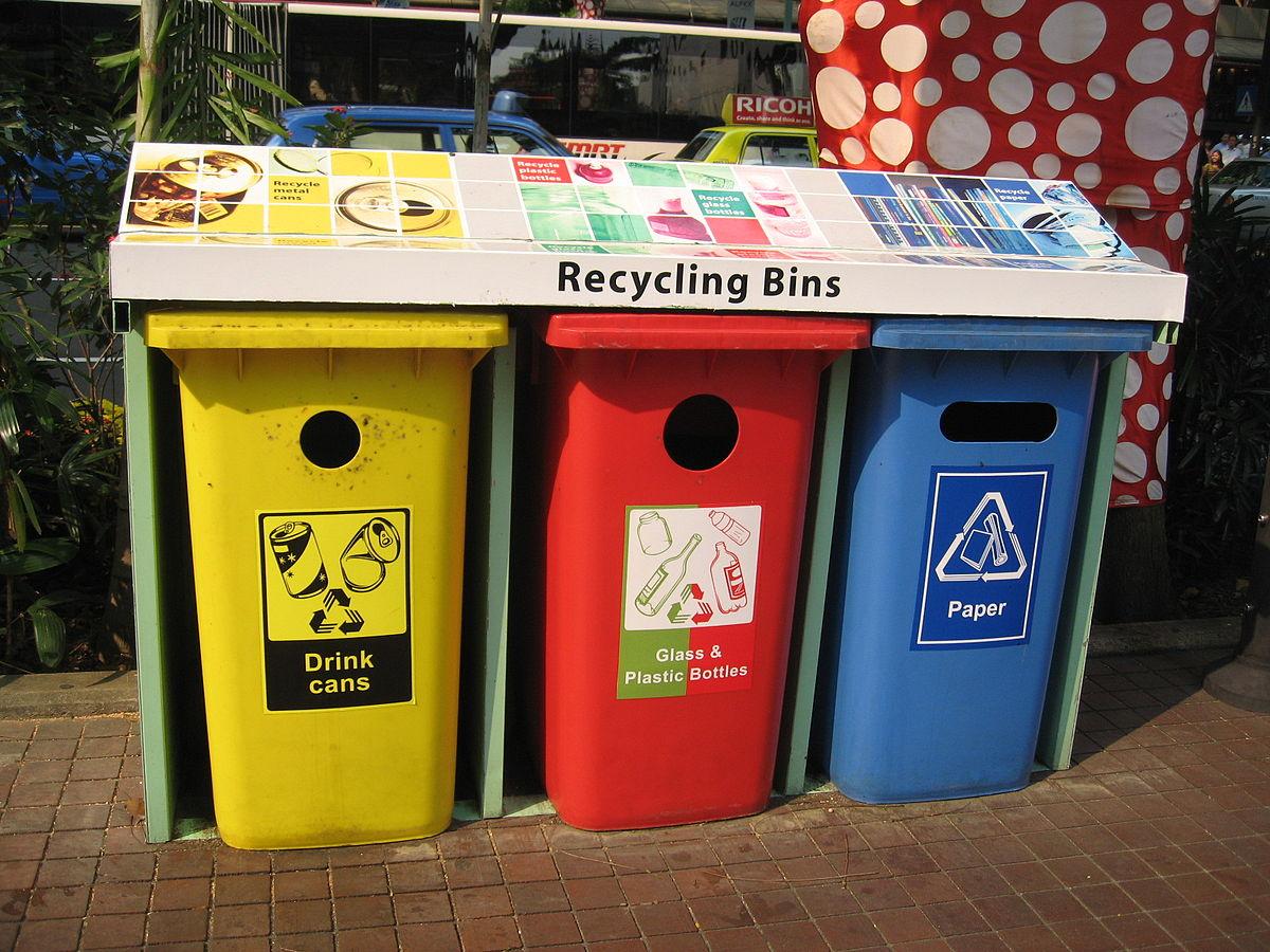 Раздельная утилизация мусора - Netmus