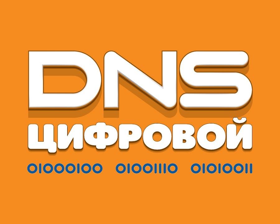 Лого DNS