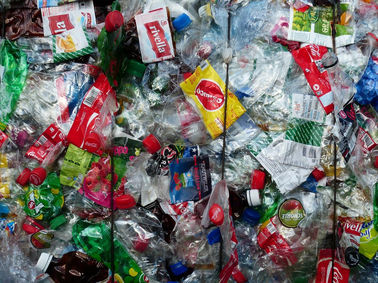 Переработка пластиковых бутылок – netmus.ru