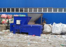 Оборудование для перегруза отходов