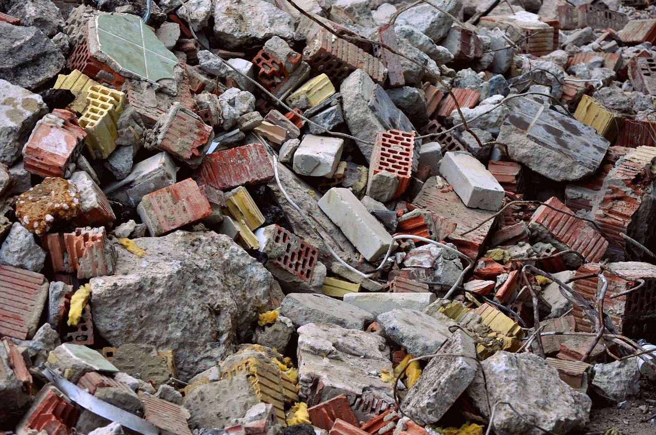 Зачем нужно перерабатывать строительный мусор? - Netmus