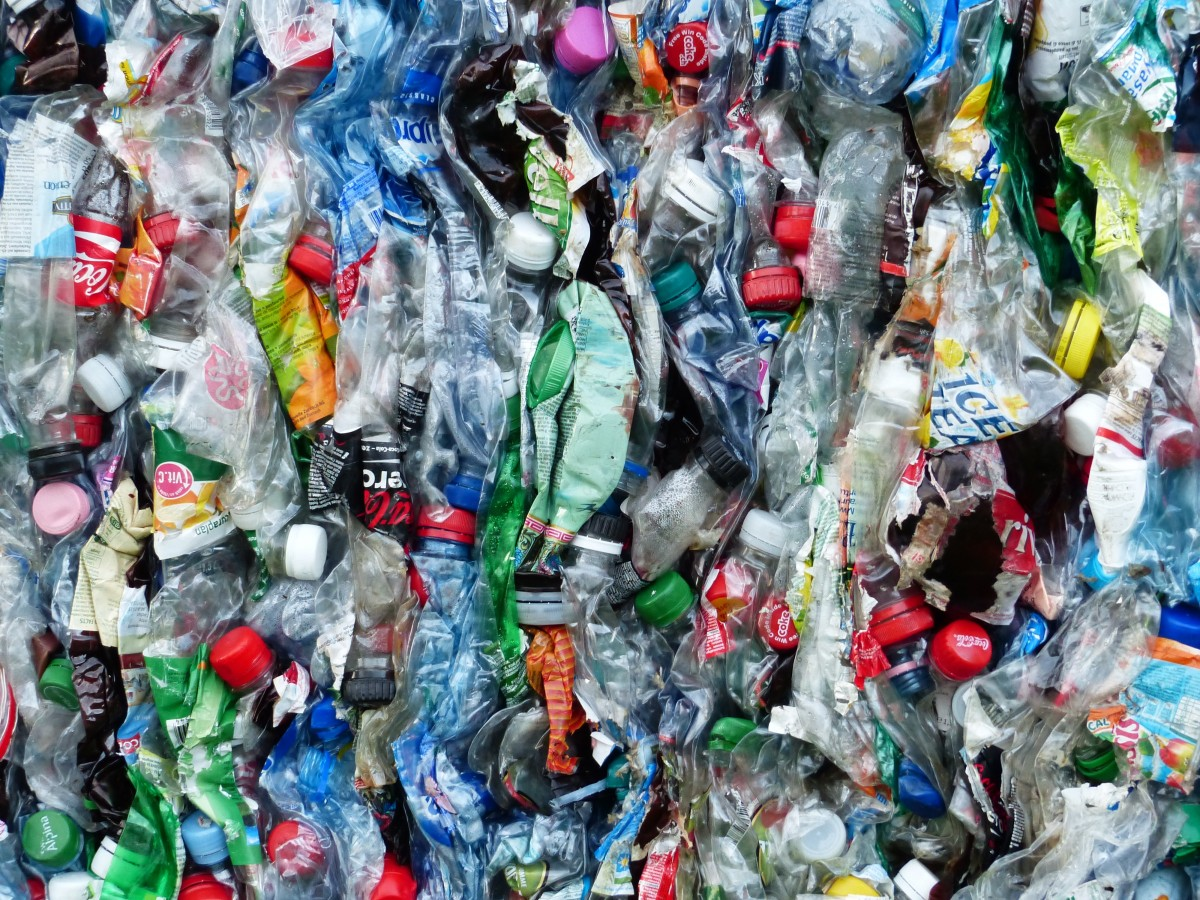Переработка пластикового мусора – netmus.ru